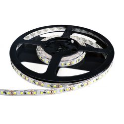 striscia led 2835 samsung 120 led al metro 30 150 watt tira strip reel extreme power high density professionale