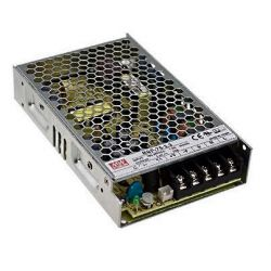 rsp 75 x watt power supply switching driver 12 24 volt meanwell