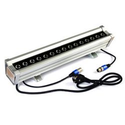 wall washer proiettore led rgb dimmerabile 40 50 watt controllo dmx512 110 220 volt