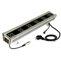 wall washer flood led light rgbw 200 watts dimmable control dmx512 110 220 volts