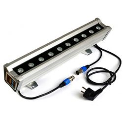 wall washer flood led light rgbwa 100 watts dimmable control dmx512 110 220 volts