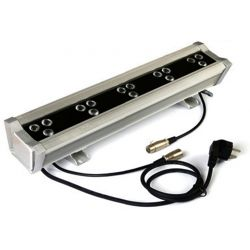 wall washer proiettore led rgbw dimmerabile 120 150 watt controllo dmx512 110 220 volt