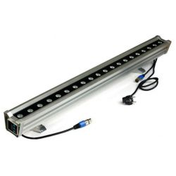 wall washer proiettore led rgbwa dimmerabile 200 watt controllo dmx512 110 220 volt