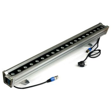 ww rgbwa 200w dmx wall washer