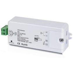 dimmer push rf 700mA corrente costante 12 24 36 volt
