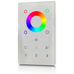 welegance rgbw z3 dmx touch panel 3 zone 503 bianco en