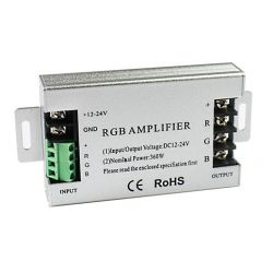 amplifier amplificatore di segnale rgb pwm 360 watt strisce led strip