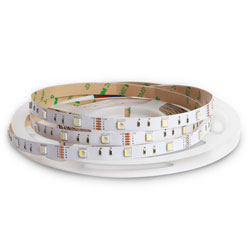 str rgbw 10w 12v smd 5050 4in1 5 meters 30 led strip 9 watts pwm 12 volts en